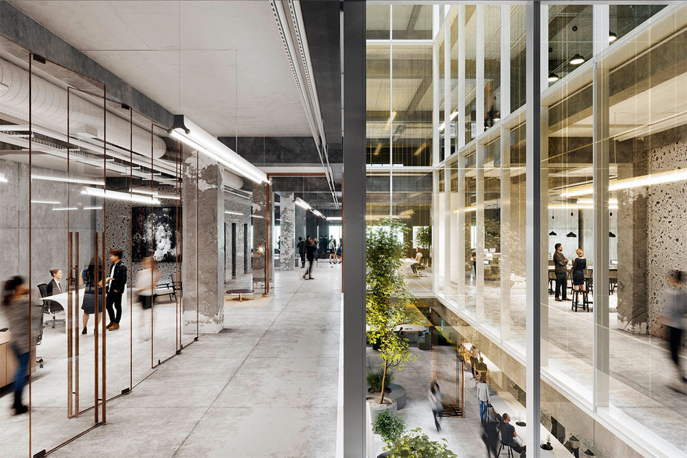 Auckland's 246 Queen St Is Set To Receive A Modern Makeover_05.jpg