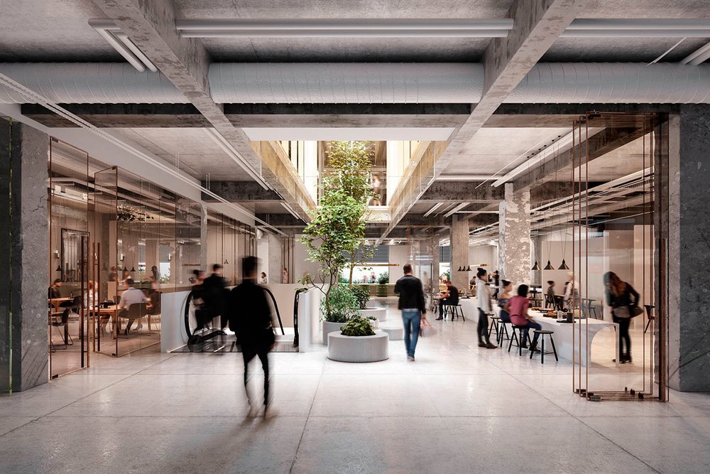 Auckland's 246 Queen St Is Set To Receive A Modern Makeover_06.jpg