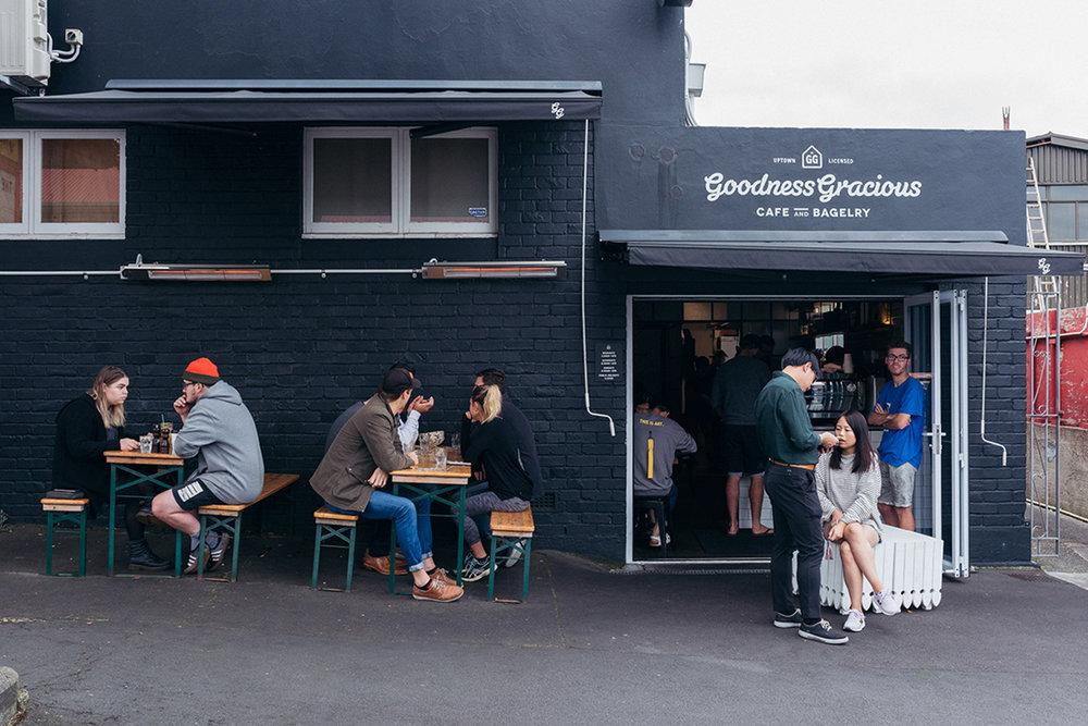 Hosting Hospitality: A Conversation With Greg Cornes Of Goodness Gracious