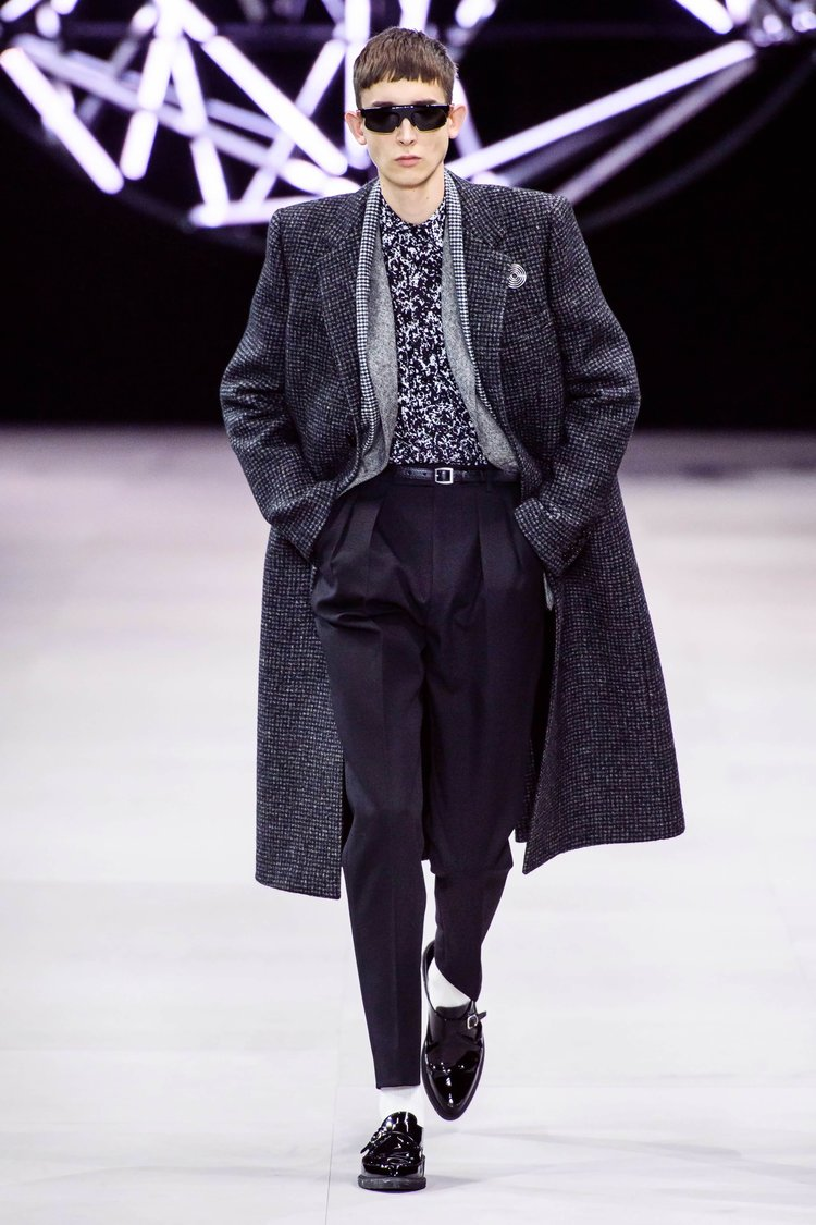 Runway Review_ Celine_Menswear_FallWinter19_ByHediSlimane_Newspread