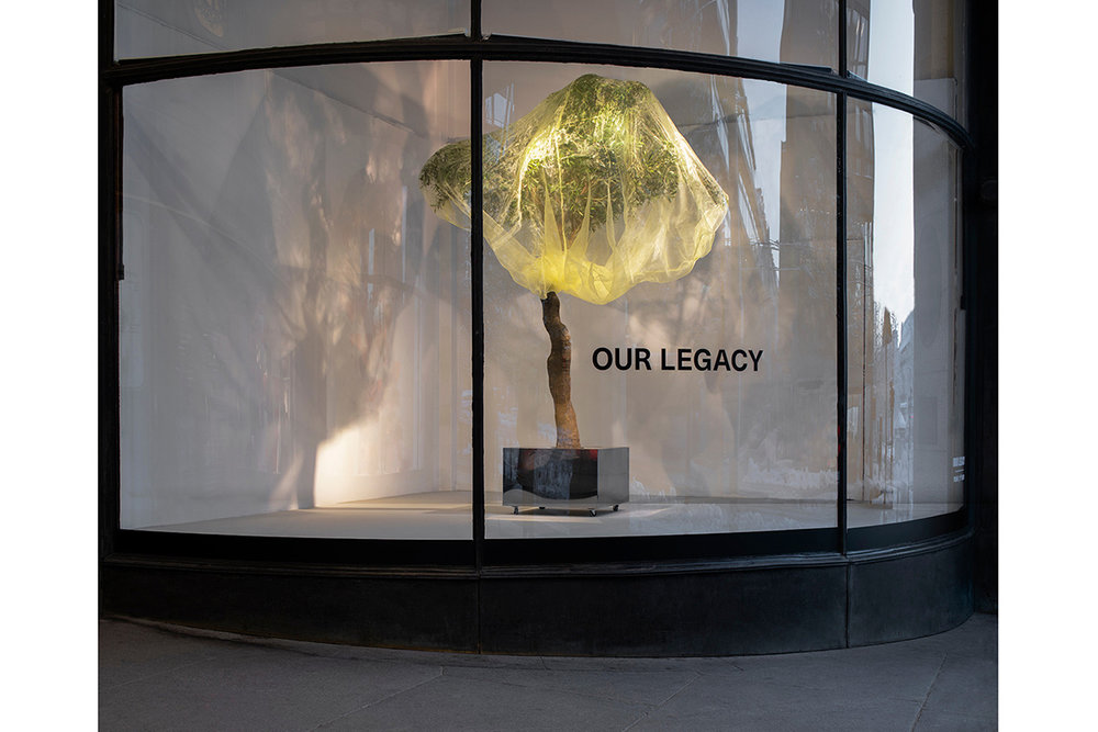 An Inside Look: Our Legacy's First Womenswear Store
