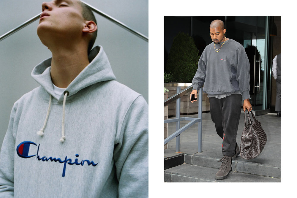 Through The Lens: The History Of Champion Sportswear - An extensive look into the history of the iconic sportswear brand Champion.