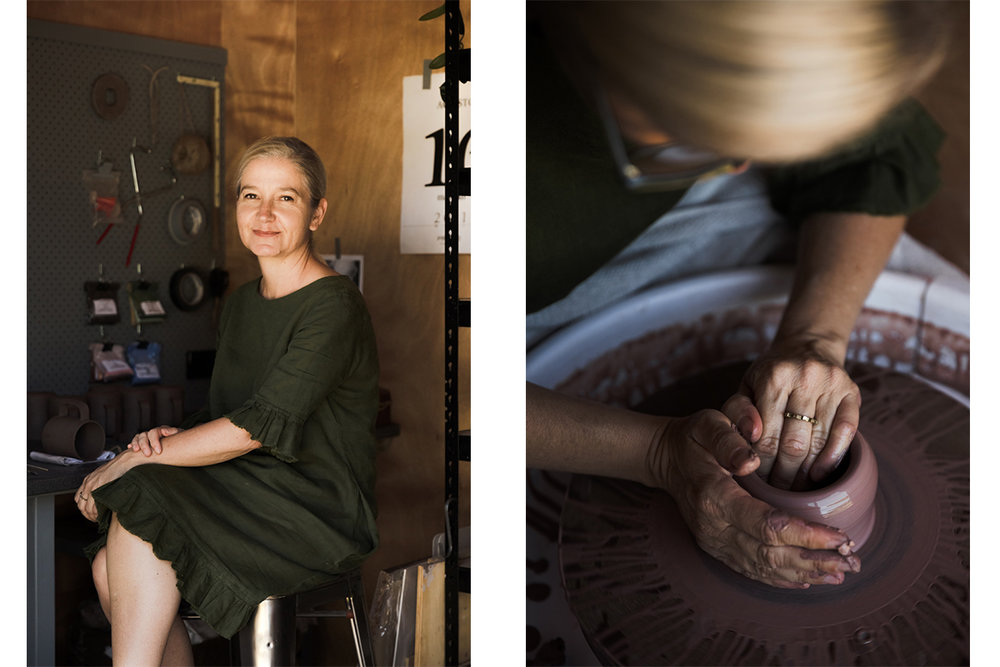 Crafting Ceramics: A Conversation With Fiona Mackay - A sit down with the ceramic artist to talk about the craft, her journey and perfecting the details.