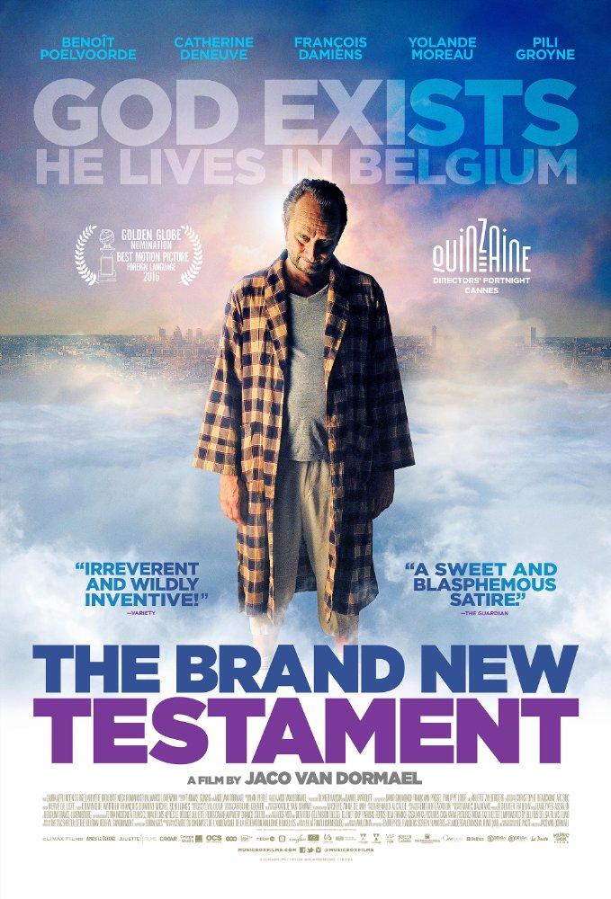 FEATURE Director Jaco Van Dormael  DOP  Christophe Beaucarne  Production  Leïla Films  VFX Artist  Lucien Keller   2015
