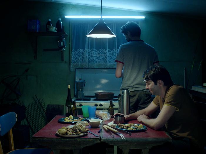 SHORT Director   Gaëtan D'Agostino  DOP  Ludivine Large-Bessette  Production  Next Days Films  Color Grading  Lucien Keller   2015