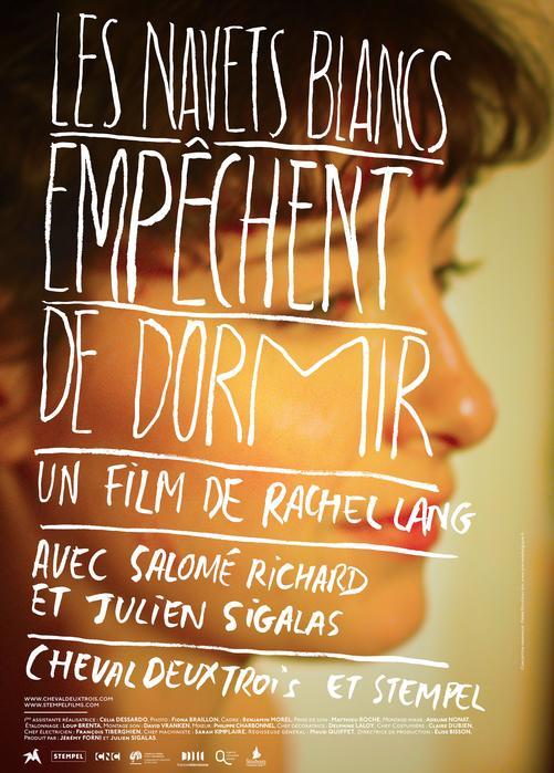 SHORT Director:  Rachel Lang  DOP  Fiona Braillon  Production  Cheval Deux Trois   Stempel  Color Grading:  Loup Brenta   2011