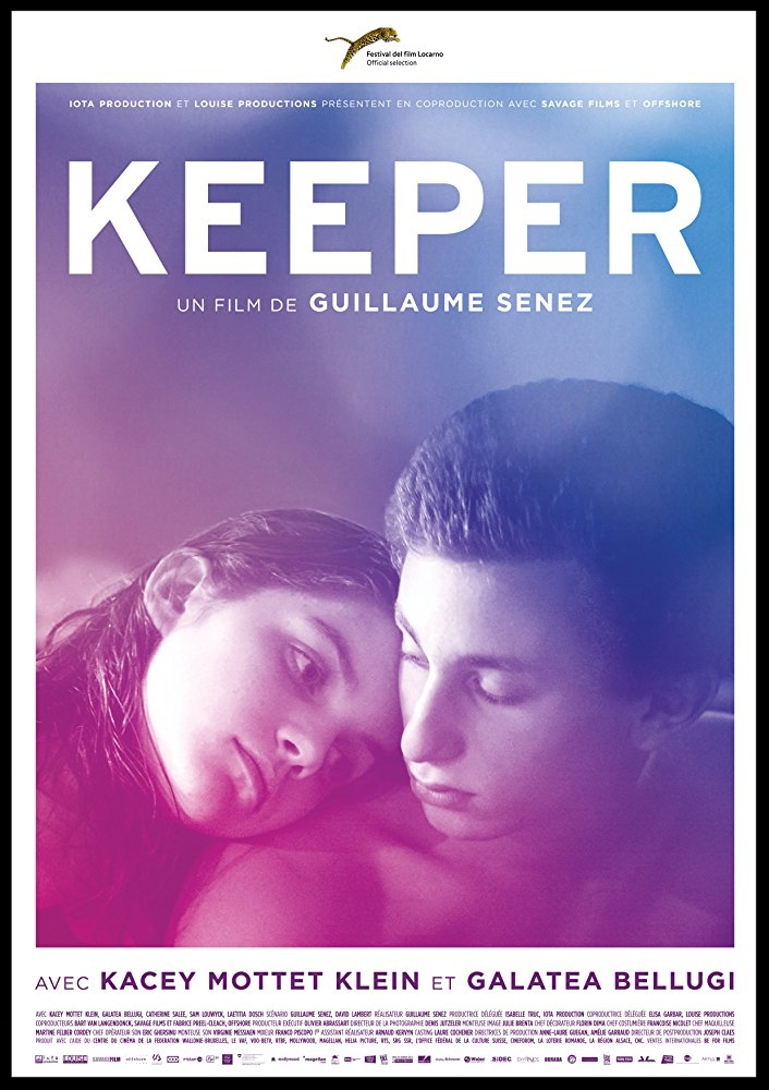 FEATURE Director Guillaume Senez  DOP  Denis Jutzeler  Production  Iota / Louise / Savage  VFX Artist  Lucien Keller   2015