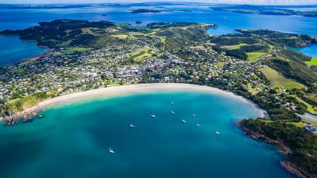 Waiheke Island, Hauraki Gulf, Tamaki Makaurau, Aotearoa New Zealand