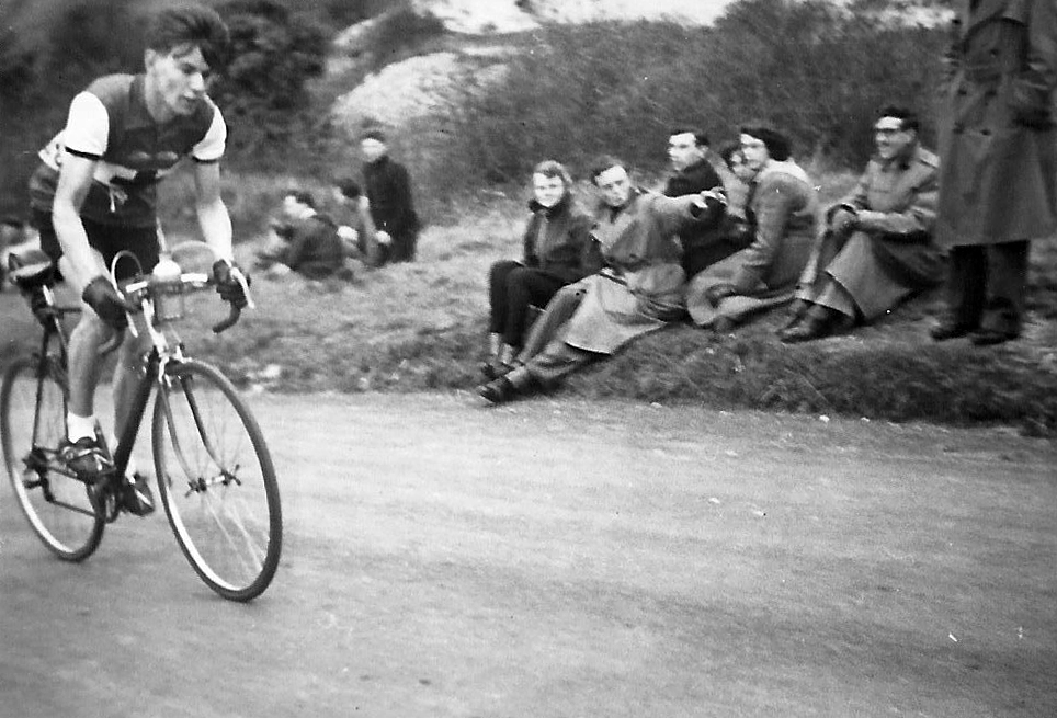 My grandfather - Martyn Winter, knew a thing or two about hill climbs.