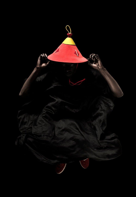Tigande Hat - Black Background Red Hat 1.jpg