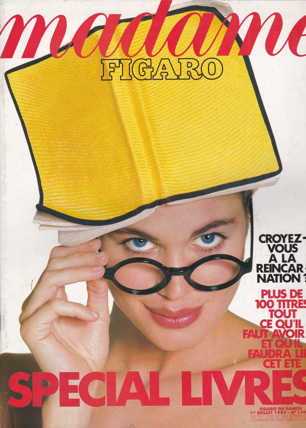 MADAME FIGARO 1989
