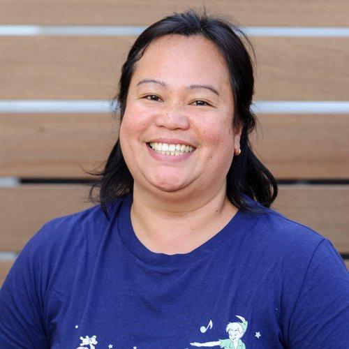 アデリナ · ADELINA | Homeroom Teacher