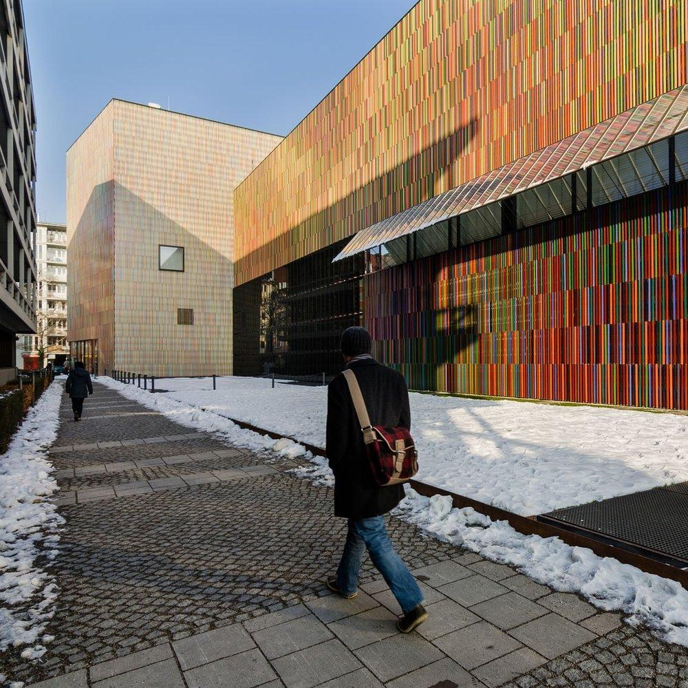 BRANDHORST MUSEUM - Munich