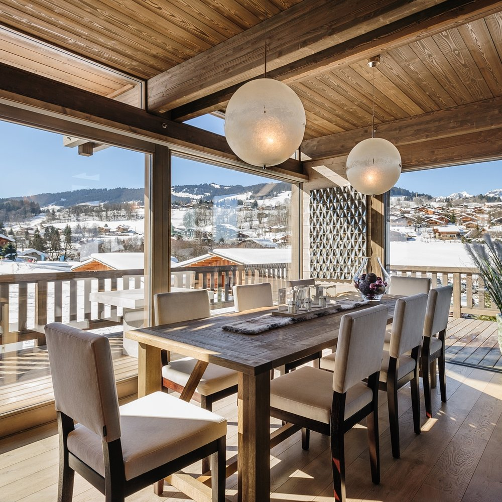 CHALET MEGEVE - French Alps