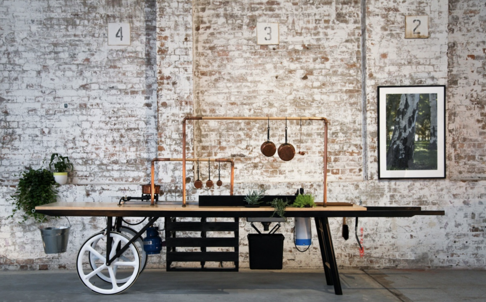 BEST TEMPORARY DESIGN - KITCHEN BY MIKE ON WHEELS - 2013 Eat-Drink-Design Awards