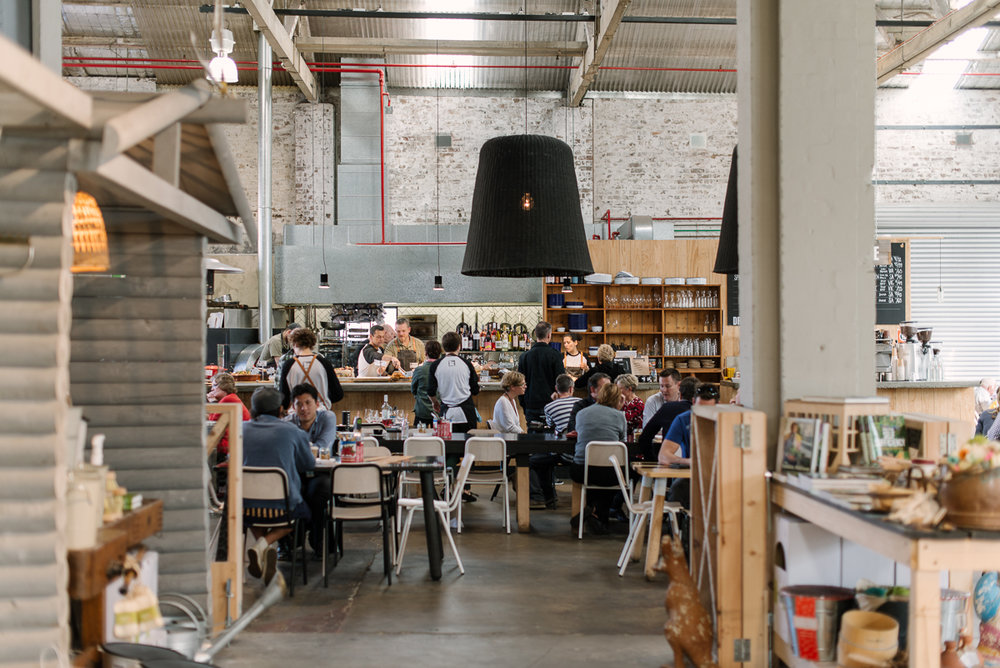 AUSTRALIA'S NEW CREATIVE COMMUNE - T MAGAZINE