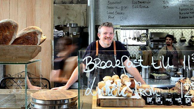 Mike McEnearney has been quietly changing the face of Sydney dining - the australian