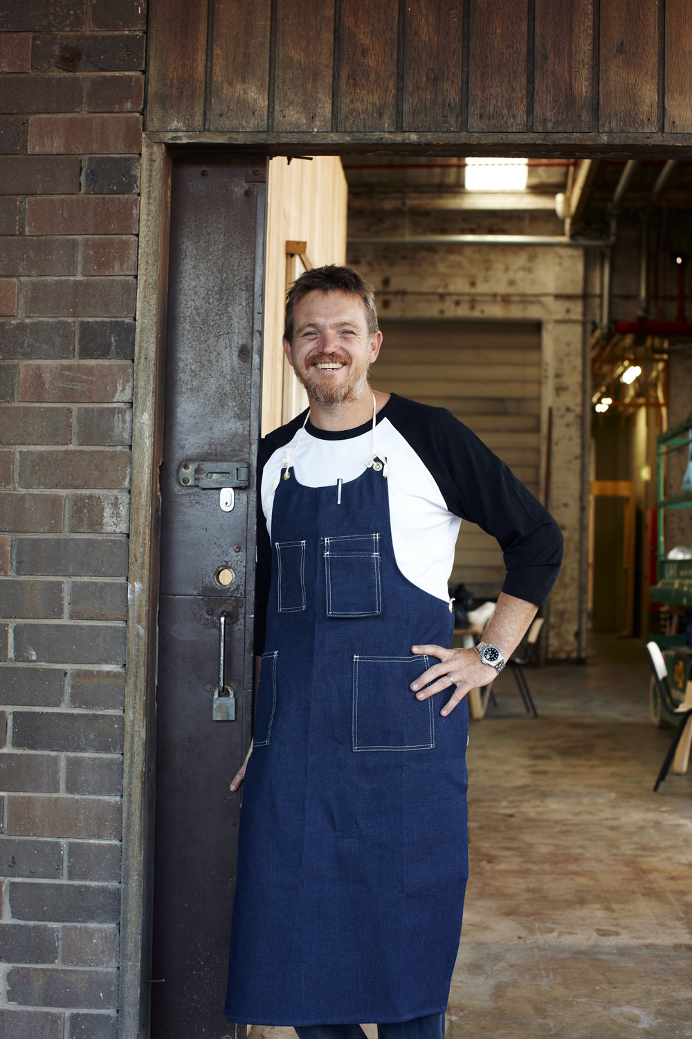 McEnearney has nailed a largely unexplored market for good restaurants in the city's semi-industrial south. - SYDNEY MORNING HERALD