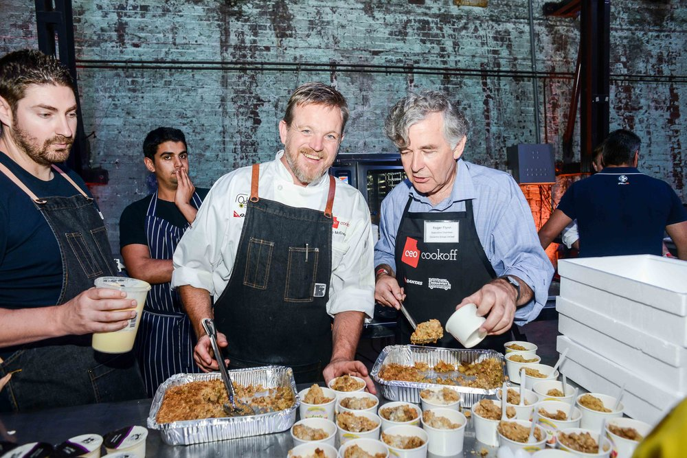 Australia's Top CEOs Join Star Chefs To Cook For Homeless & Raise $1 Million For Charity - BUSINESS INSIDER