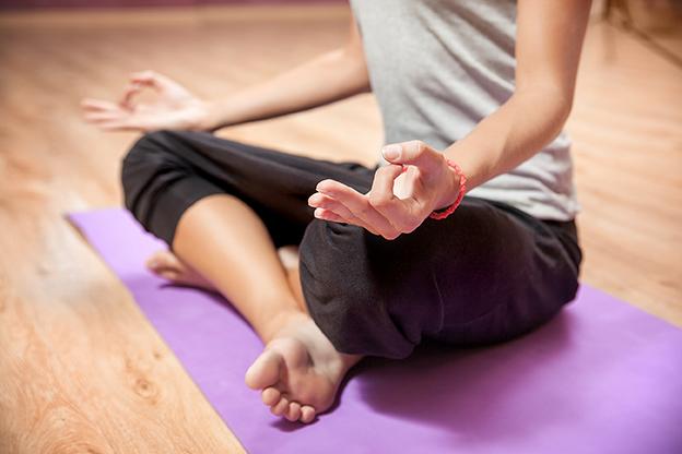 Mary Mackie Yoga