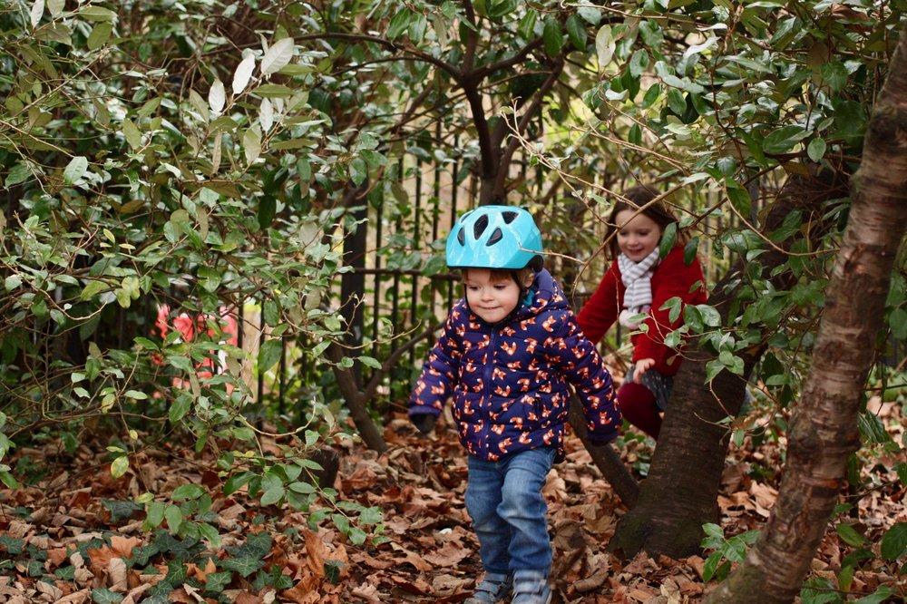 Exploring Peckham Rye Park