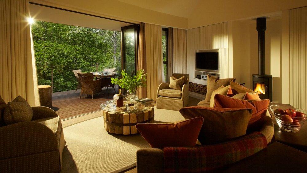 Treehouse - Lounge