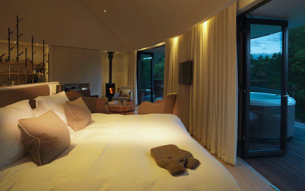 Treehouse - Bedroom