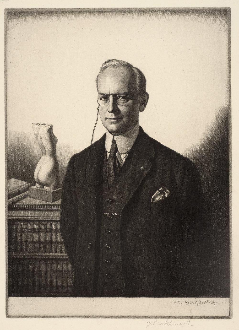 C.Carpenter, Gerald Brockhurst