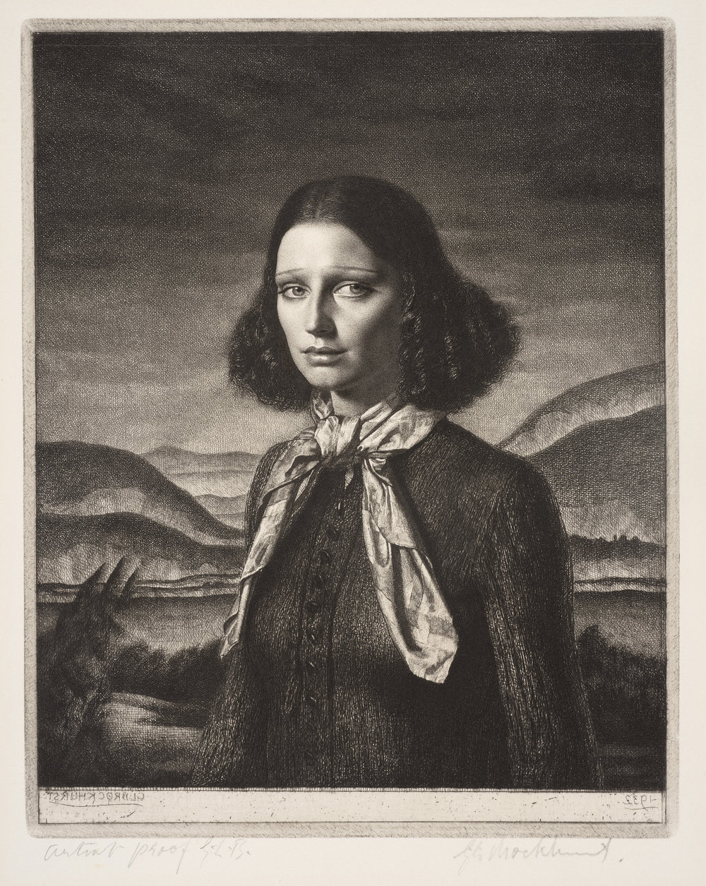 Dorette, Gerald Brockhurst