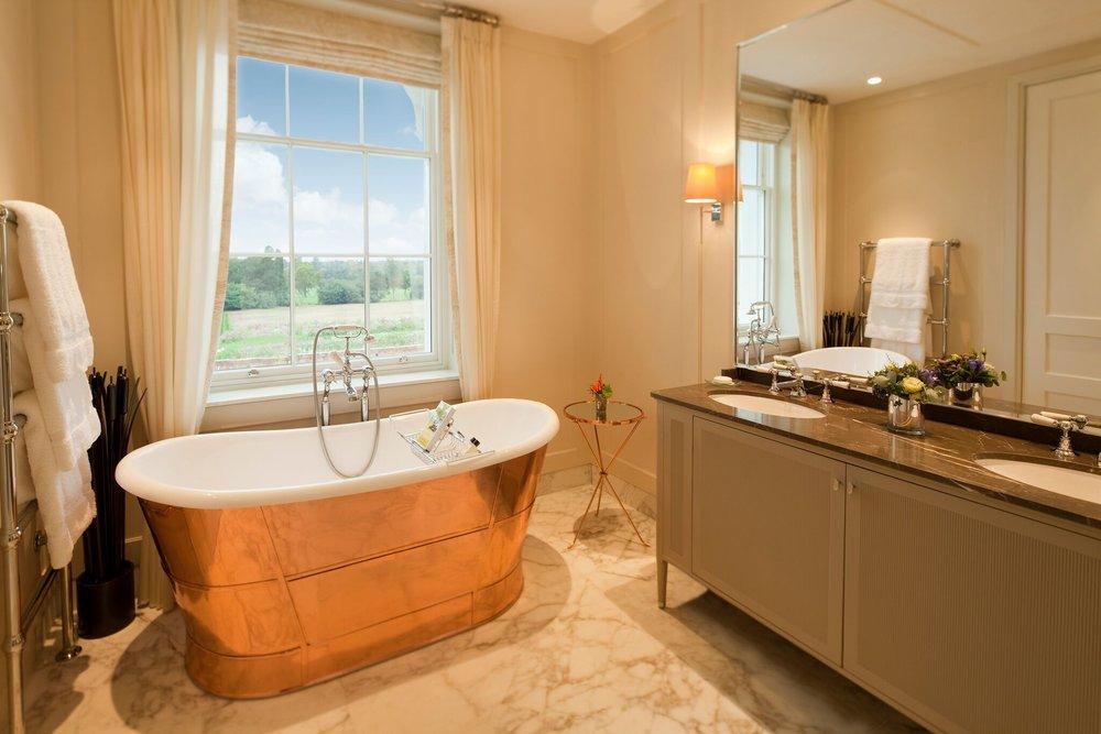 Copper bath - Junior Suite