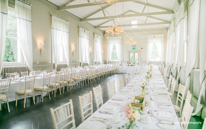 Bright and Versatile Dining Space at Morden Hall
