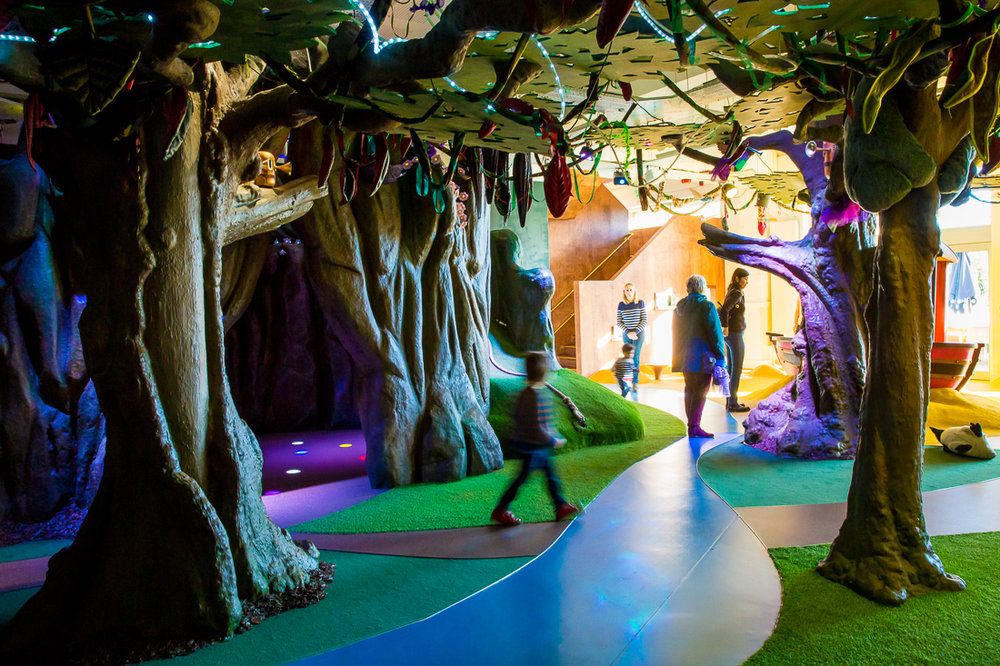 Story world at Discover Children's Story Centre
