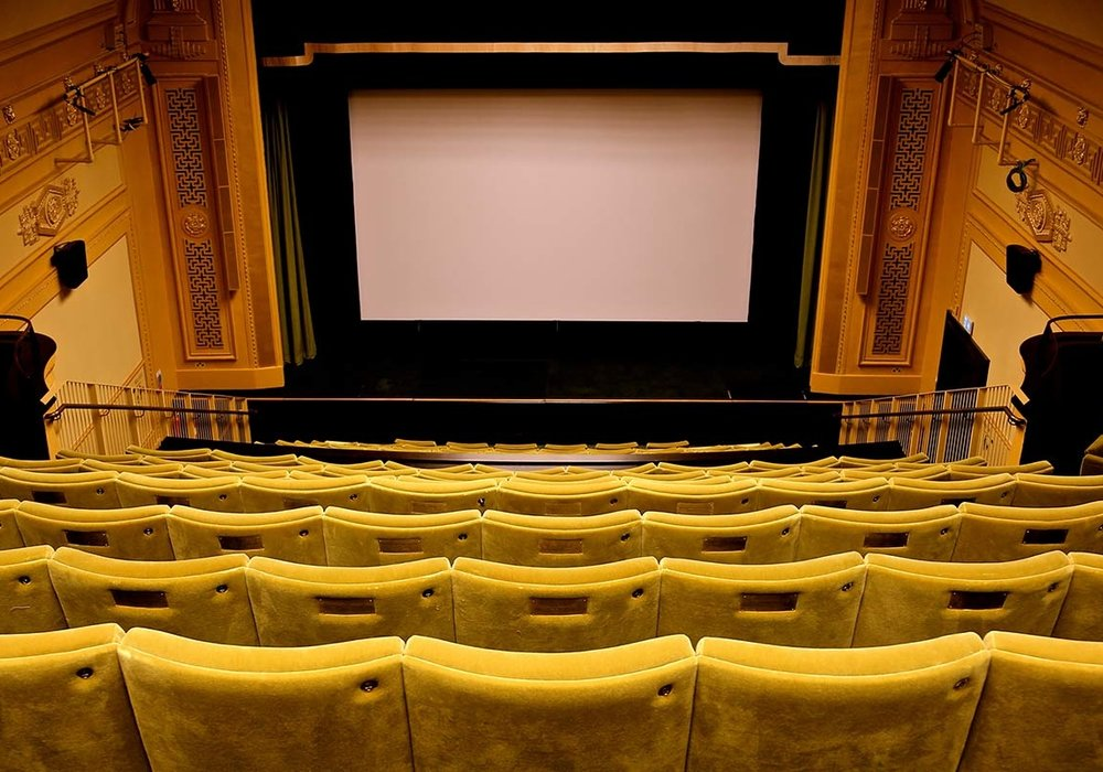 The Regent Street Cinema is on of the most historic cinemas in Britain!