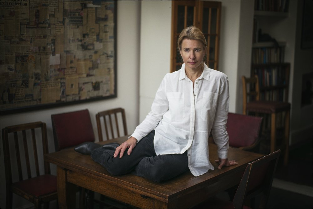 Sun 30 Sept 15:30pm : Lionel Shriver (credit Sarah Lee)