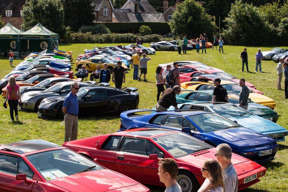 Beaulieu Supercar Weekend - club displays