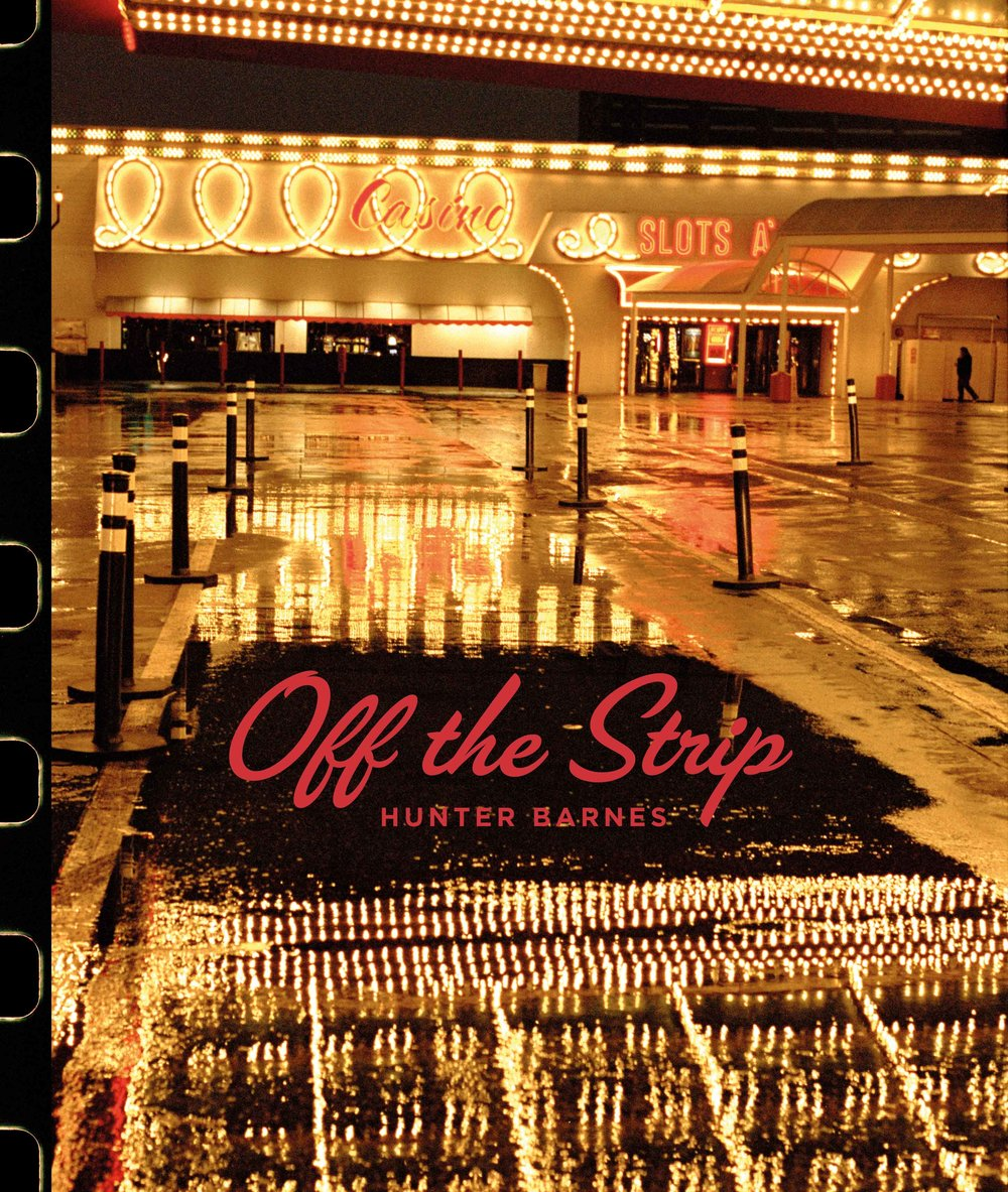 Off The Strip book cover