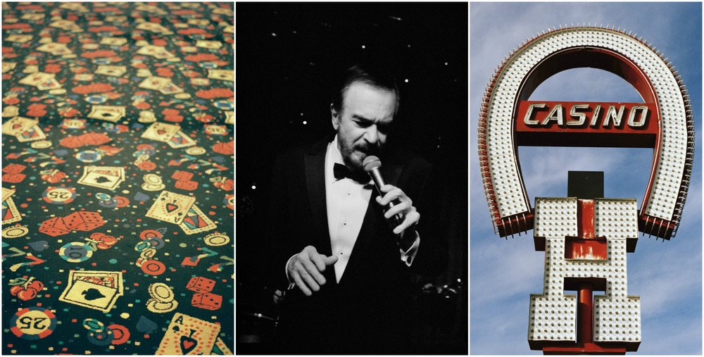 Casino Carpet | Jerry Tiffe, Lounge Singer | Casino Entrance