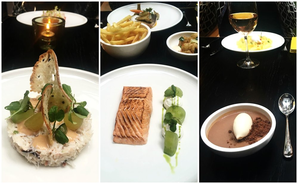 Head Chef Adam England has created an all-day seasonal menu for the restaurant, with a real focus on fresh, British produce.