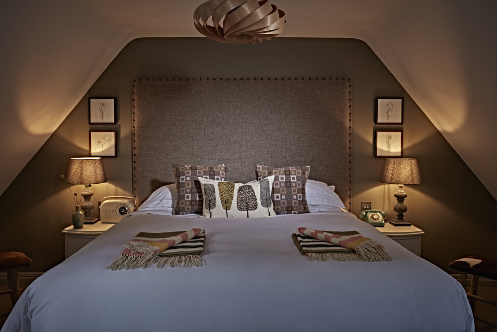 Above: The Fish (Big Suite) | 63 rooms from £194 per night