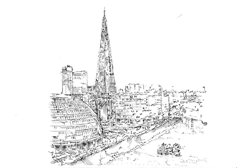 The Shard, Southwark