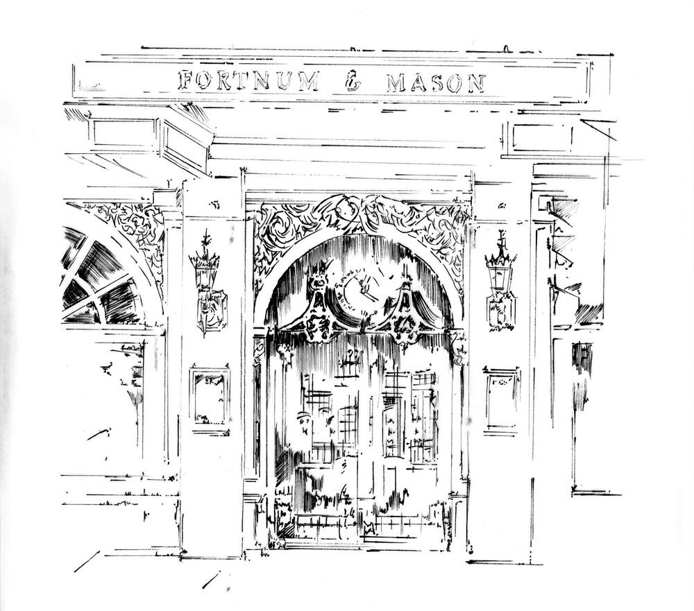 Fortnum and Mason, Piccadilly