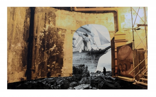Lynn Dennison, 'Shipwreck', 42 x 59.4cm, Giclee Print on Southbank Smooth 310gsm, Image: Courtesy of the Artist, Edition of 30 + 3 APs