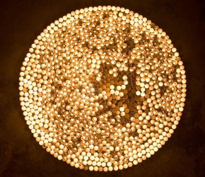 William Mackrell, 1000 Candles, 2010. Image: Courtesy of the Artist