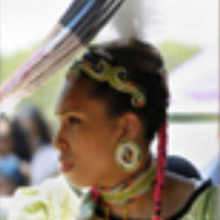 Aquayah Peters, Mashpee Wampanoag Powwow Princess 2004-2005