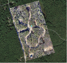 New Tribal land located along meetinghouse road in Mashpee