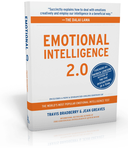 "- ""Emotional Intelligence 2.0"" is a complete guide to assess where your EQ is today and provides easy to consume exercises you can employ to advance in the areas of EQ with the greatest impact to you personally."