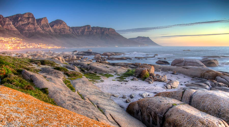 The Twelve Apostles, Camps Bay