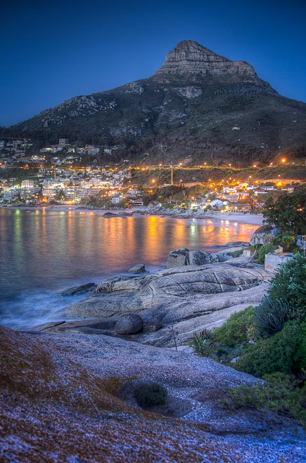 Clifton Beach and Lions Head, Cape Town