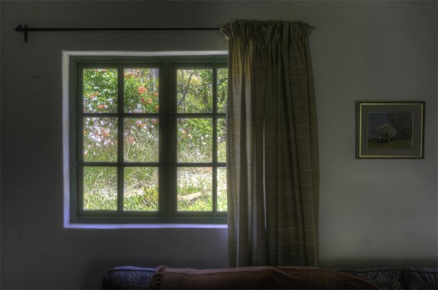 Keurbosfontein Window, Cederberg (photomatix)