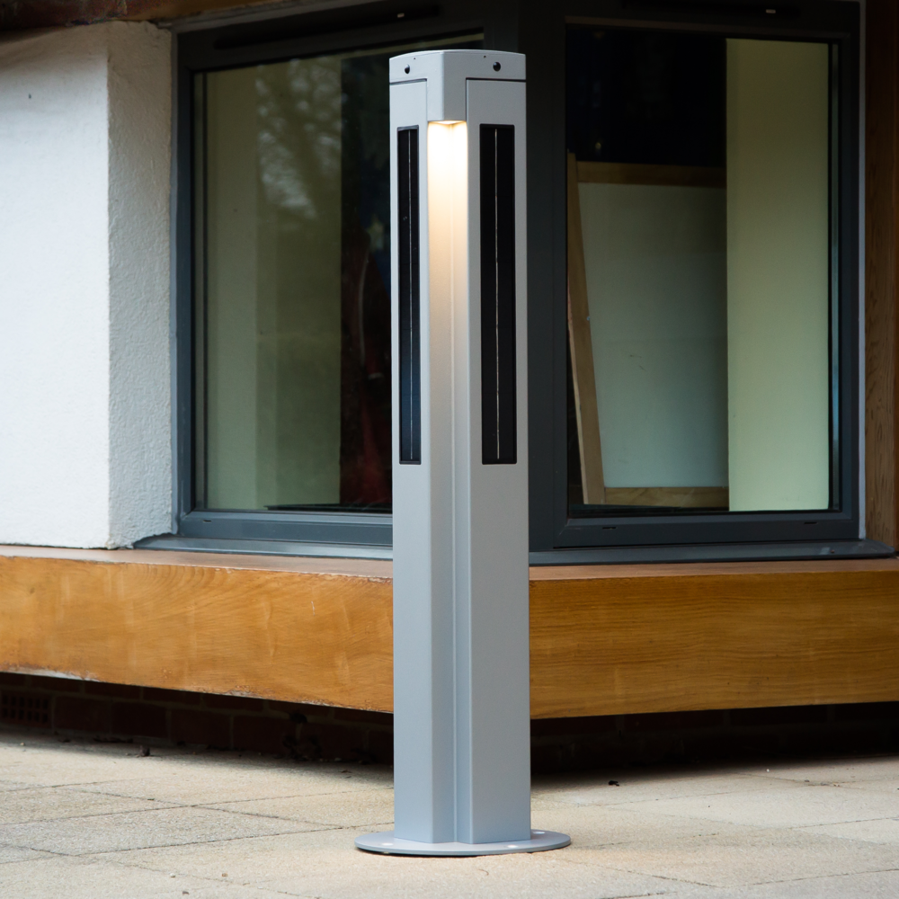 The Solarpost - View product details & installation shots